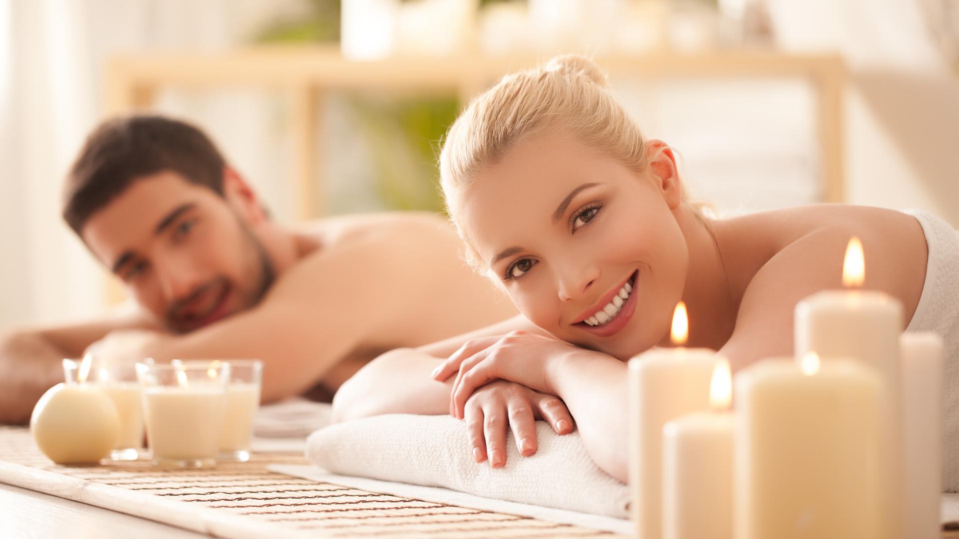 Restore couples treatment room